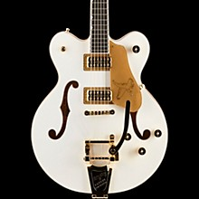 Gretsch Guitars G6636T Players Edition Falcon Center Block Double-Cut with String-Thru Bigsby White