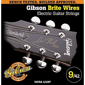 gibson g700ul ultra light brite wires electric guitar strings guitar center. Black Bedroom Furniture Sets. Home Design Ideas
