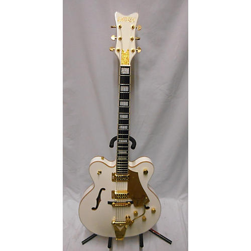 Gretsch Guitars G7594S White Falcon Hollow Body Electric Guitar