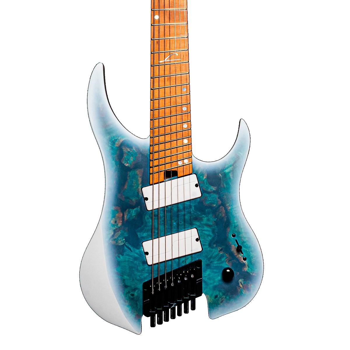 Legator G8FOD Ghost Overdrive 8 Multi-Scale Electric Guitar