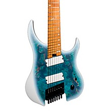 G8FOD Ghost Overdrive 8 Multi-Scale Electric Guitar Arctic