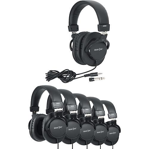 Gear One G900DX Headphone 6 Pack