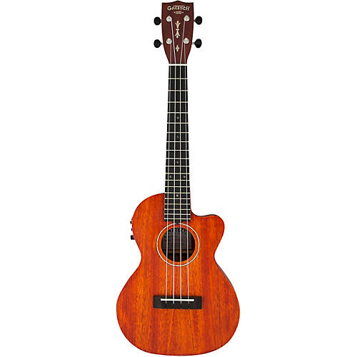 Gretsch Guitars G9121 A.C.E. Tenor Ukulele Acoustic-Electric Ukulele