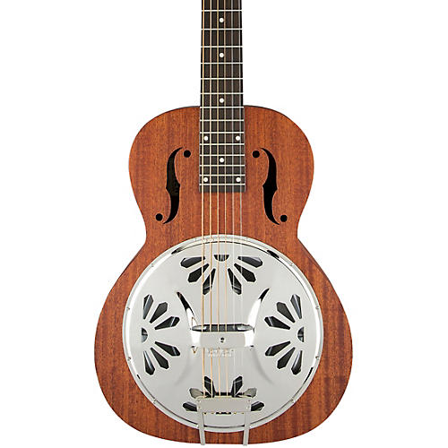 Gretsch Guitars G9210 Boxcar Square-Neck Resonator Guitar with Padauk Fingerboard