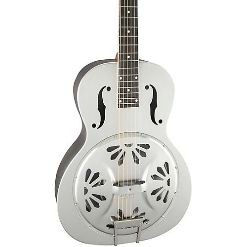 Gretsch Guitars G9221 Bobtail Round-Neck Acoustic / Electric Steel Body Resonator Guitar