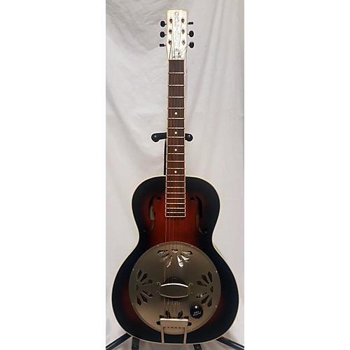Used Resonator Guitar : used gretsch guitars g9240 alligator biscuit round neck resonator guitar guitar center ~ Vivirlamusica.com Haus und Dekorationen