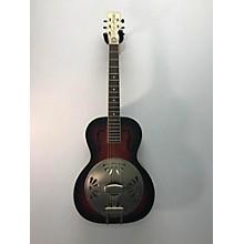 Gretsch Guitars G9240 Alligator Biscuit Round Neck Resonator Guitar