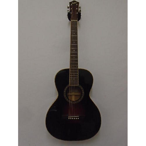 used gretsch guitars g9531e acoustic guitar 2 tone sunburst guitar center. Black Bedroom Furniture Sets. Home Design Ideas