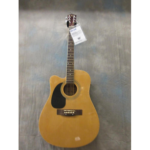 In Store Used GA204CE-LEFT-NT Acoustic Electric Guitar