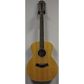 used taylor ga3 12 12 string acoustic guitar natural guitar center. Black Bedroom Furniture Sets. Home Design Ideas