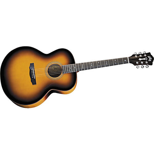 Guild GAD JF-30 Acoustic Design Series Jumbo Guitar with Case