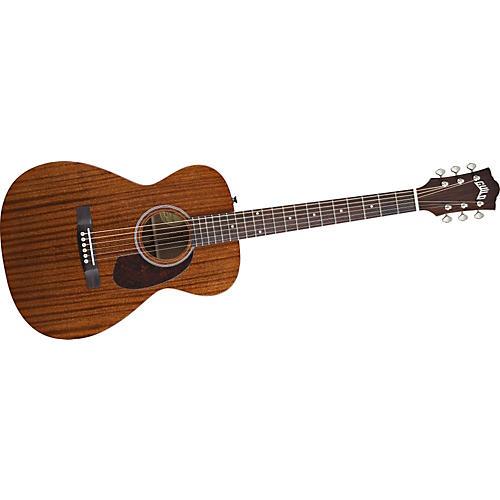 guild gad m20 acoustic guitar natural guitar center. Black Bedroom Furniture Sets. Home Design Ideas