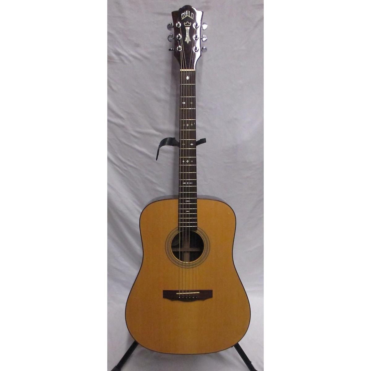 Guild GAD50e Acoustic Electric Guitar