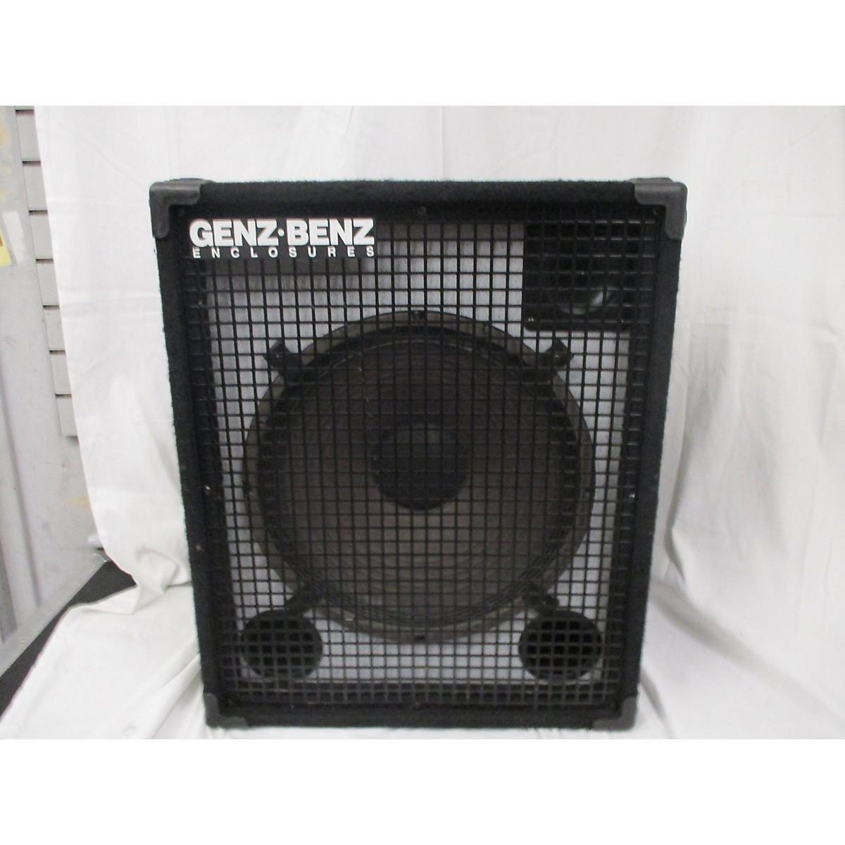 Genz Benz GB 15 TT BB Bass Cabinet