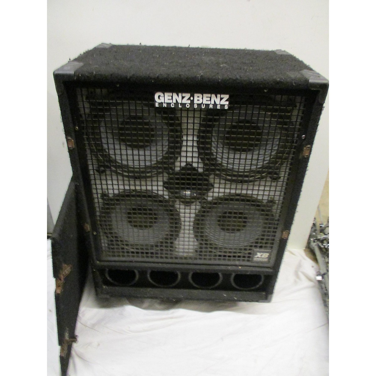 Genz Benz GB 410T-XB Bass Cabinet