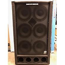 Genz Benz GB 610T-XB2 6X10 Bass Cabinet Bass Cabinet