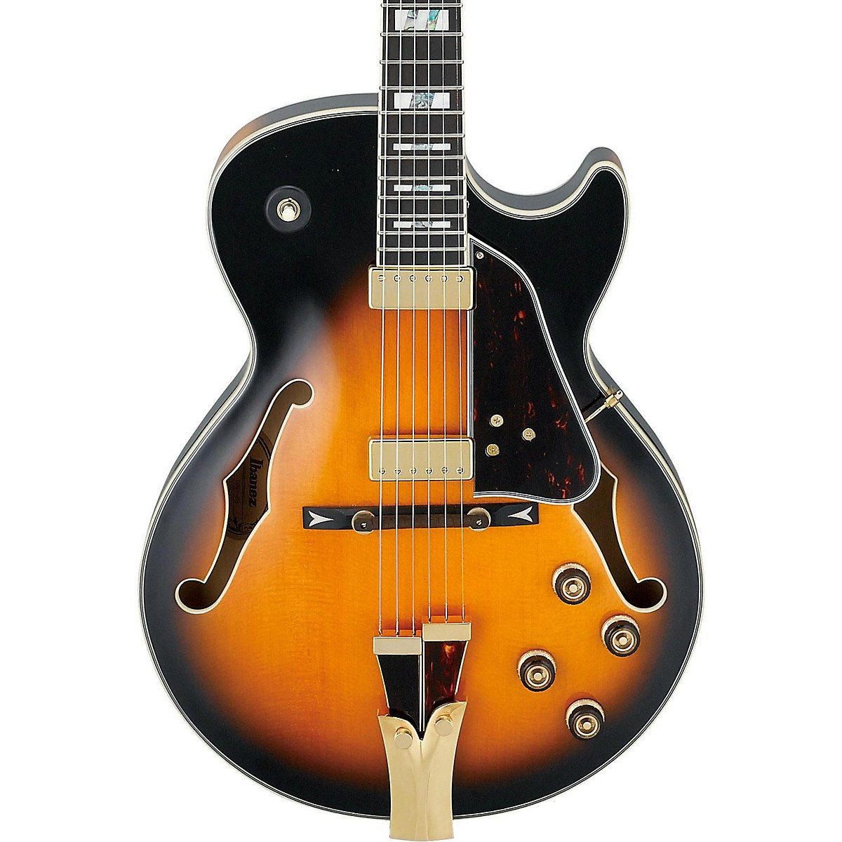 Ibanez GB Series GB10SE George Benson Signature Hollow Body Electric Guitar