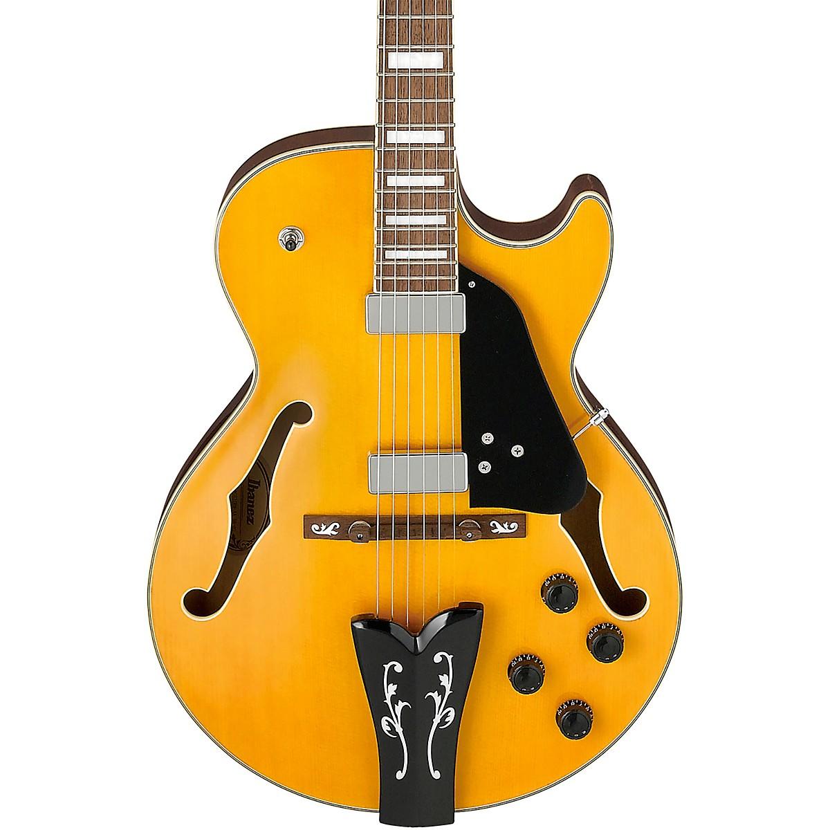 Ibanez GB10EM George Benson Hollow-Body Electric Guitar