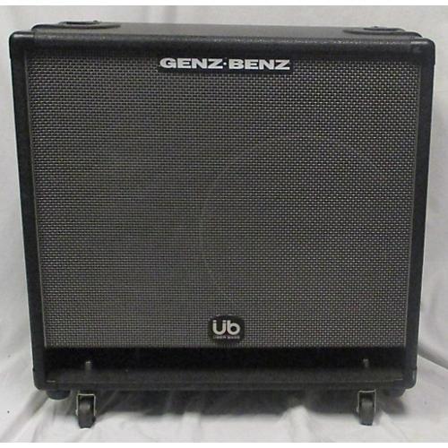 Genz Benz GB1288T-UQ Uber Quad 1x12 / 2X8 Bass Cabinet