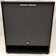 Genz Benz GB410T 4Ohm 4x10 Bass Cabinet