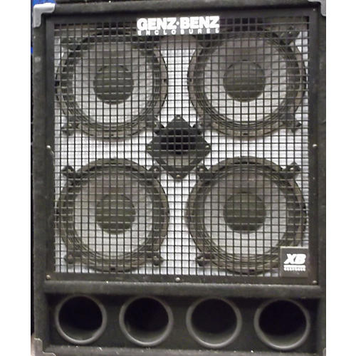 Genz Benz GB410T Bass Cabinet