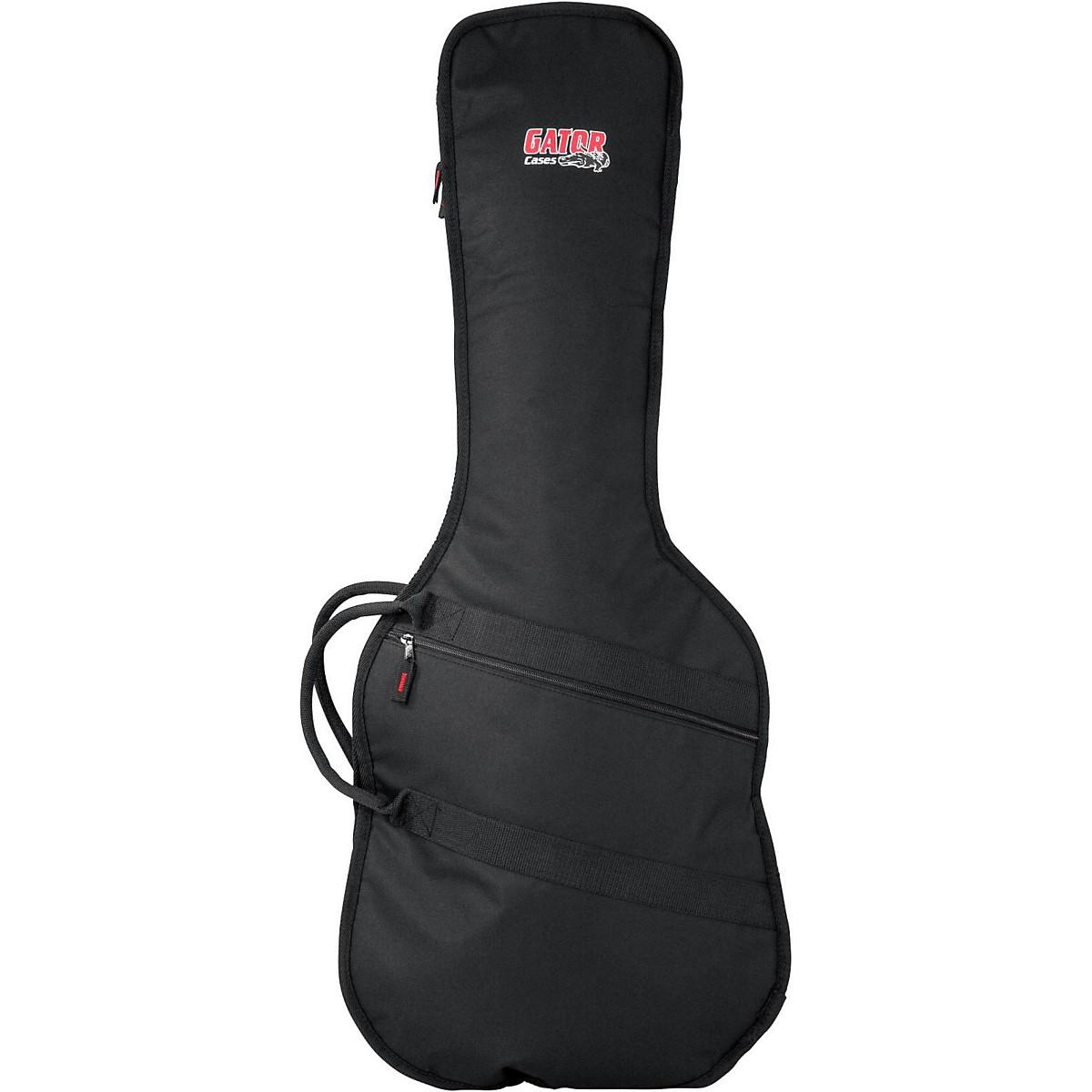 Gator GBE-Mini-Elec Gig Bag for 1/2 to 3/4 Size Electric Guitar