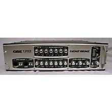 Genz Benz GBE1200 1200W Bass Amp Head