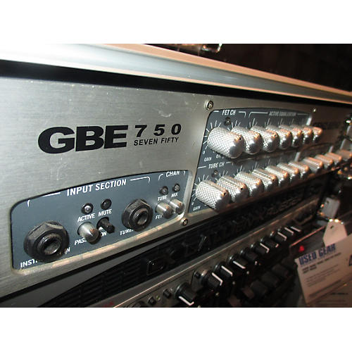 Genz Benz GBE720 Bass Amp Head