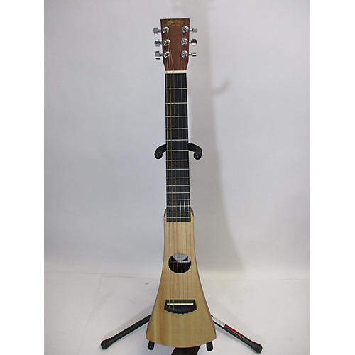 used martin gbpc backpacker steel string acoustic guitar natural guitar center. Black Bedroom Furniture Sets. Home Design Ideas
