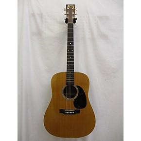used martin gc mmv acoustic guitar natural guitar center. Black Bedroom Furniture Sets. Home Design Ideas