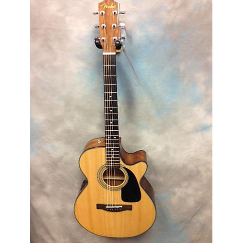 Fender GC140SCE Grand Concert Acoustic Electric Guitar