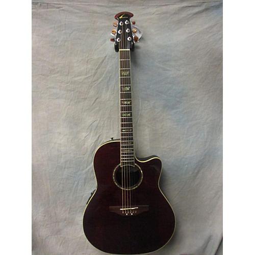 Ovation GC24D Celebrity Acoustic Electric Guitar