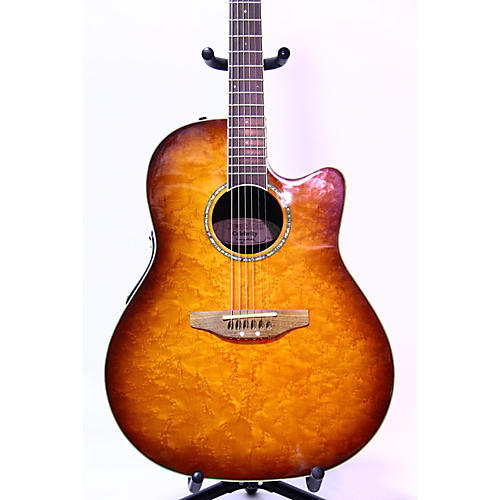 Ovation guitars are played by countless musicians around ...