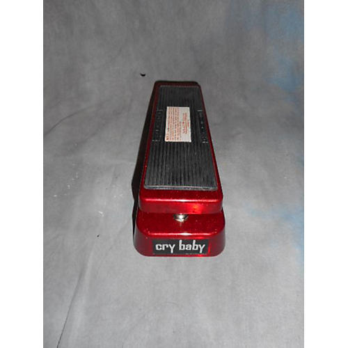 Dunlop GCB95 Limited Edition Crybaby Wah Red Effect Pedal