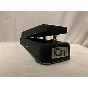 used dunlop gcb95 original crybaby wah effect pedal guitar center