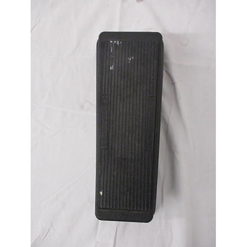 used dunlop gcb95 original crybaby wah effect pedal guitar center. Black Bedroom Furniture Sets. Home Design Ideas