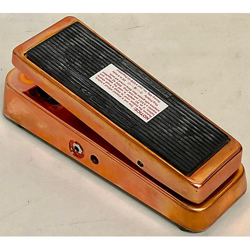 Dunlop GCB95 Original Crybaby Wah Limited Edition Effect Pedal
