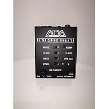 ADA Signal Processors GCS2 Guitar Cabinet Simulator Effect Pedal