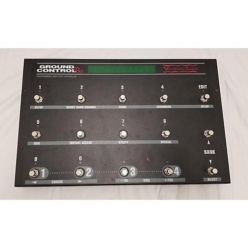 Voodoo Lab GCX Pedal Board