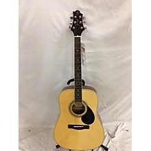 Greg Bennett Design by Samick GD-100-SPK-N Acoustic Guitar