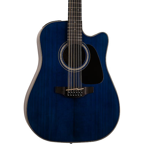 takamine gd 30ce 12 string acoustic electric guitar deep blue guitar center. Black Bedroom Furniture Sets. Home Design Ideas