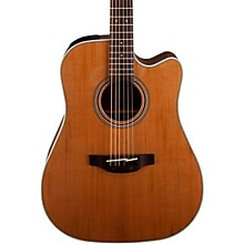 Takamine GD20CE-NS Dreadnought Cutaway Acoustic-Electric Guitar Level 2 Natural 190839332028