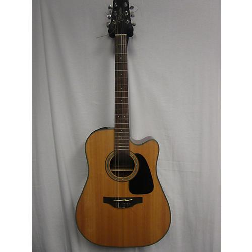used takamine gd30ce acoustic electric guitar natural guitar center. Black Bedroom Furniture Sets. Home Design Ideas