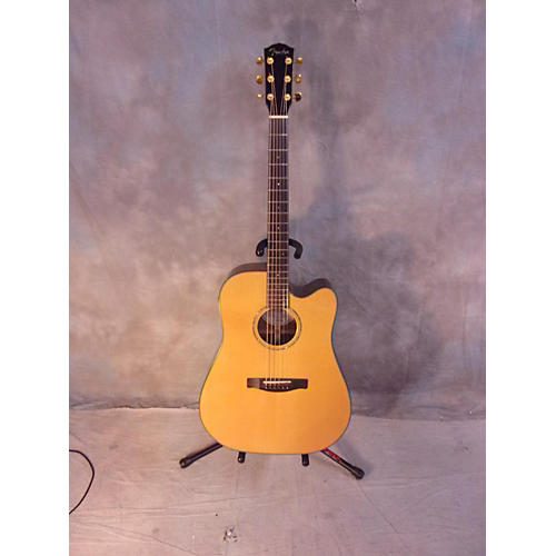 Fender GD47SCE NAT Acoustic Electric Guitar