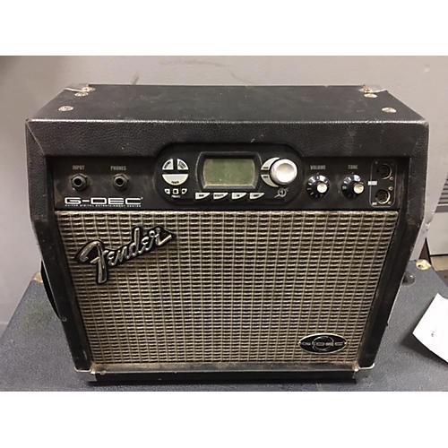 Fender GDEC 1X8 Guitar Combo Amp