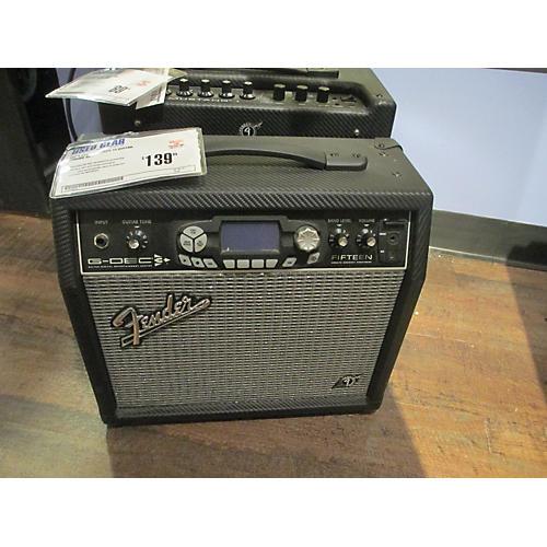 Fender GDEC3 15 Guitar Combo Amp