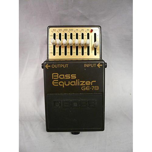 Boss GE-7B Pedal