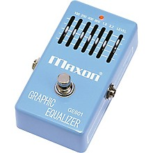 Maxon GE601 Graphic Equalizer Level 1