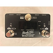 One Control GECKO MKII Pedal