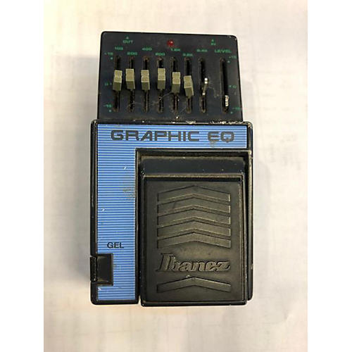 Ibanez GEL 6 Band EQ Pedal